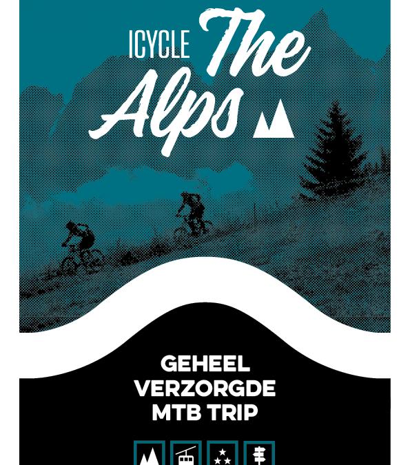 iCycle the Alps – een geheel verzorgde MTB trip naar de Alpen